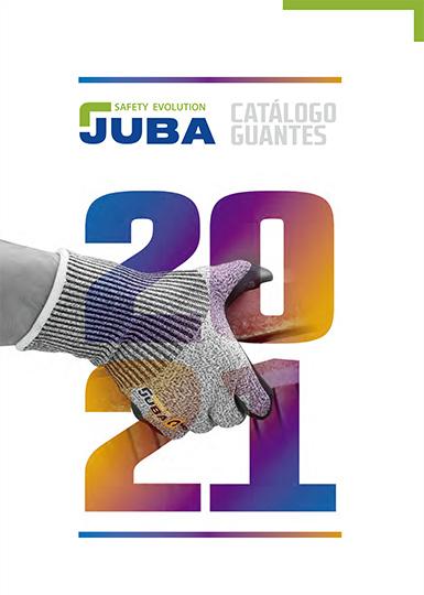 Catalogo Guantes Juba 2021