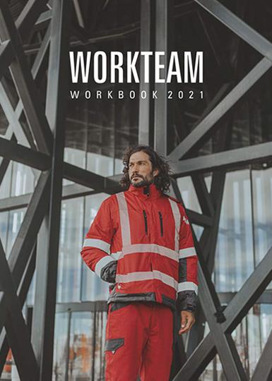 Catálogo Workteam 2021
